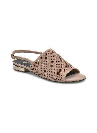 Miss F Ayakkabı Bordo
